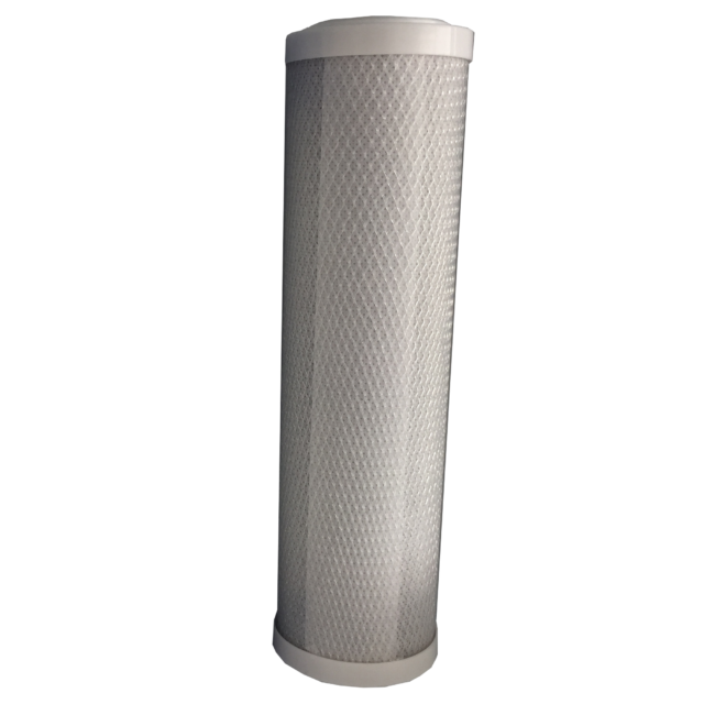 Filtro carbono activado compacto | Ref. 04008