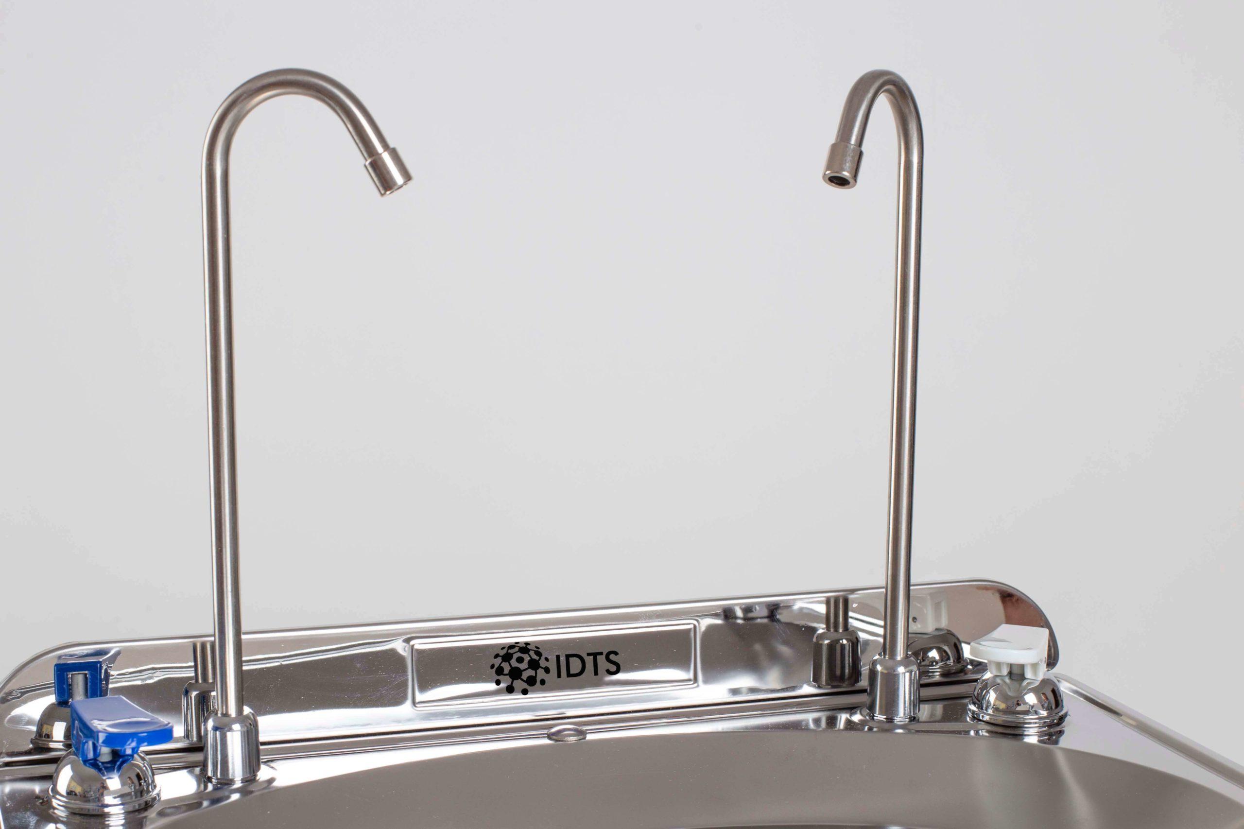 i-Steel Max de ósmosis con pedal | Ref. 00072P