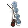 Carretilla adaptable para botellas   Ref. 14208